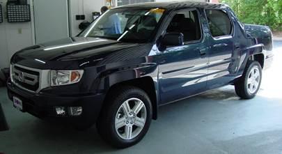2006-2014 Honda Ridgeline