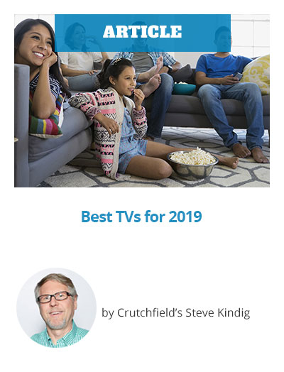 ARTICLE:Best TVs for 2019