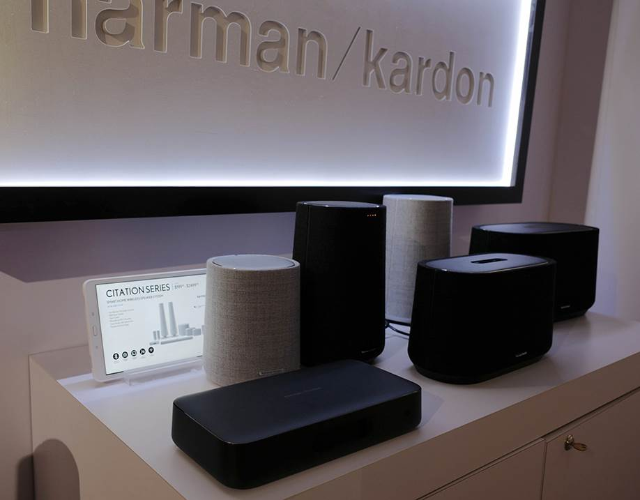 Harman wireless