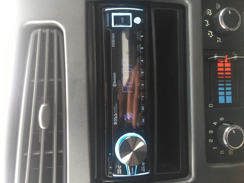Boss 560BRGB CD receiver at Crutchfield