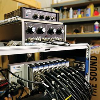 SpeakerCompare: Measurement equipment