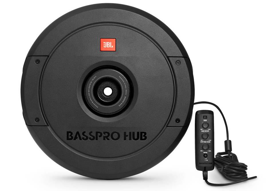 JBL BassPro Hub with remote