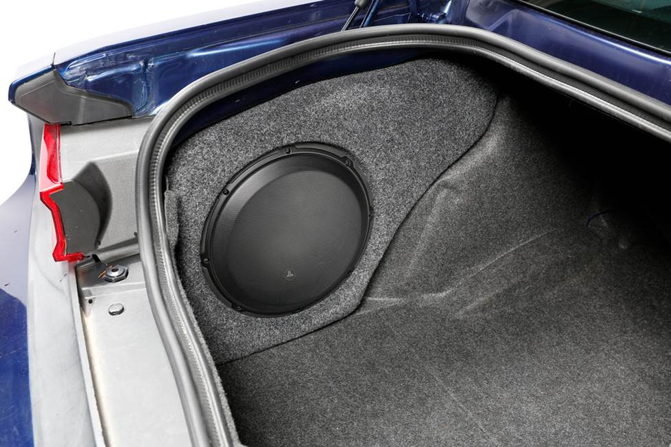 jl audio stealthbox subwoofer