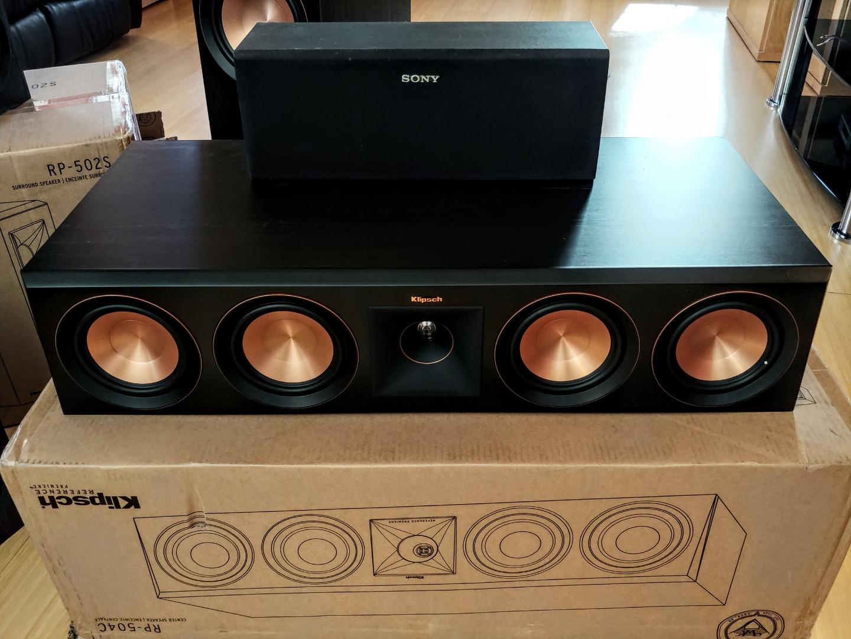 Klipsch Reference Premiere RP-8000F (Ebony) Floor-standing speaker