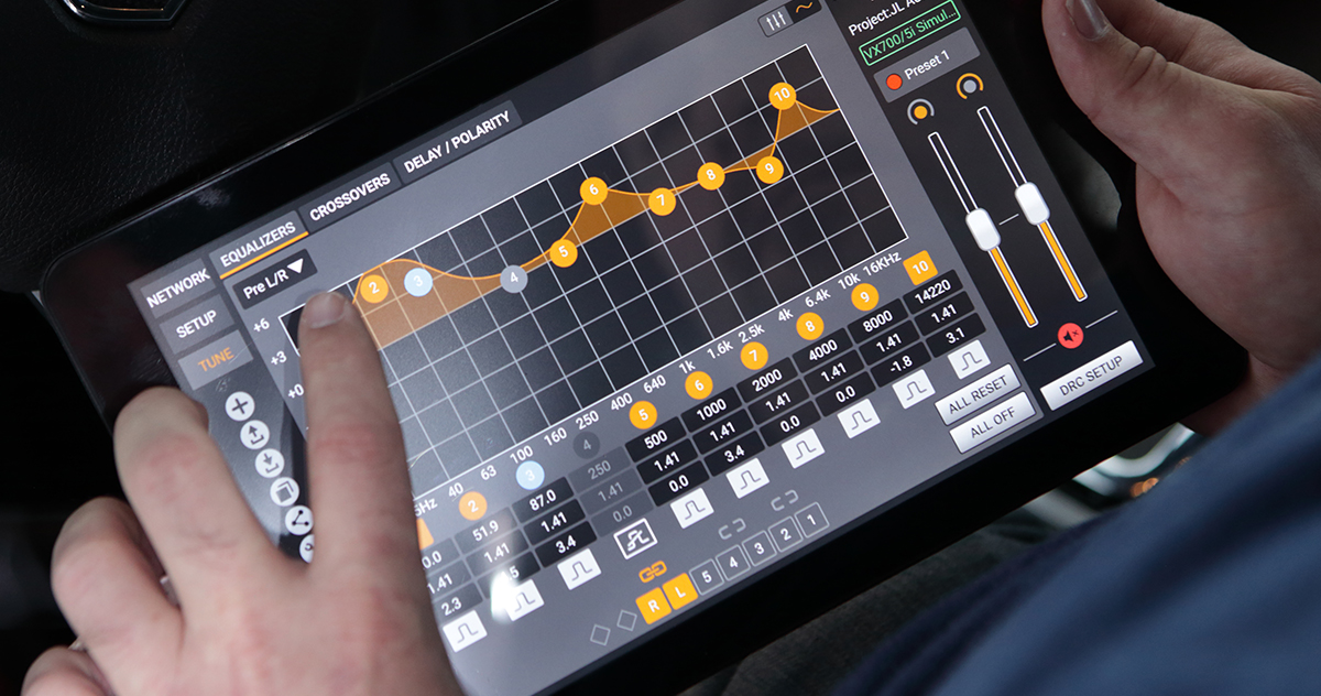 Putting JL Audio's Tuning Software to the Test