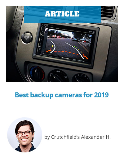 ARTICLE: Best backup cameras for 2019