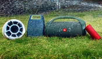 IP waterproof ratings for portable Bluetooth speakers