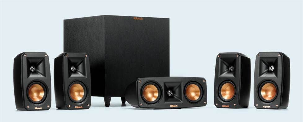 5.1 surround sound speakers with subwoofer