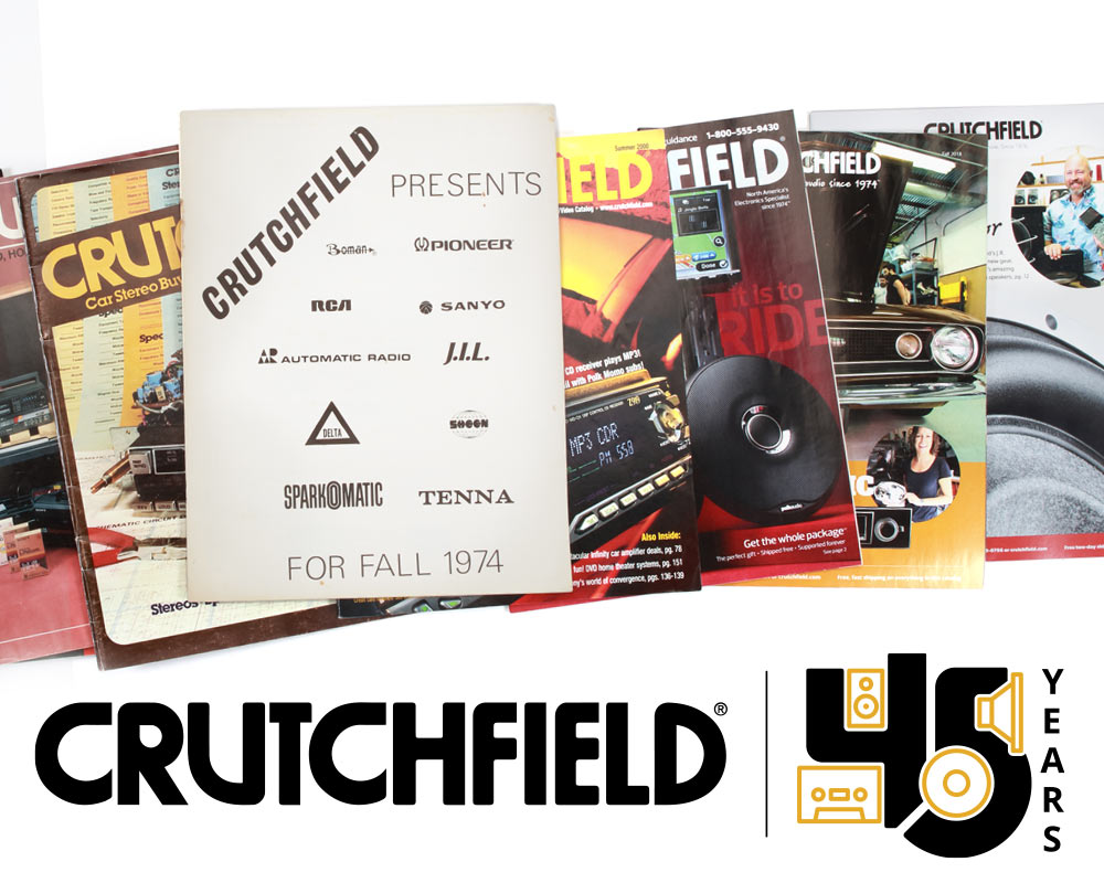 Crutchfield at 45: Our Car Audio DIY Legacy on f150 clutch diagram, f150 electrical diagram, f150 engine diagram, f150 fuse diagram, f150 steering wheel diagram, f150 wiring for 2012, f150 parts, f150 thermostat diagram, f150 speakers, f150 brakes diagram, f150 radio antenna, f150 dash diagram, f150 radio dimensions, f150 heater diagram, f150 door diagram, f150 transmission diagram, f150 stereo wiring, f150 trailer plug diagram, f150 starter diagram, f150 sunroof diagram,