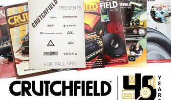 The history of Crutchfield's car audio DIY support