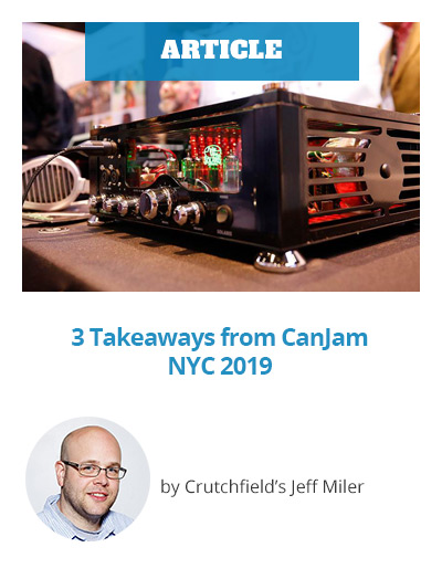 ARTICLE: 3 Takeaways from CanJam NYC 2019