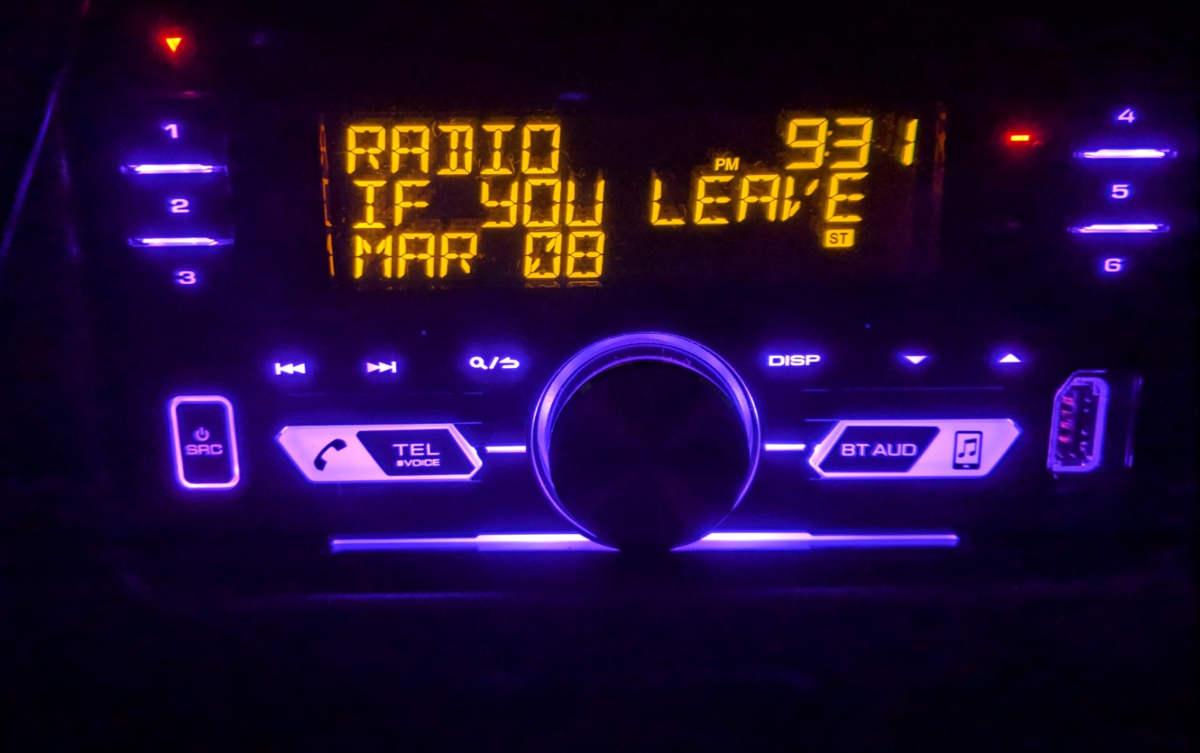 Kenwood DPX303MBT Digital media receiver (does not play CDs