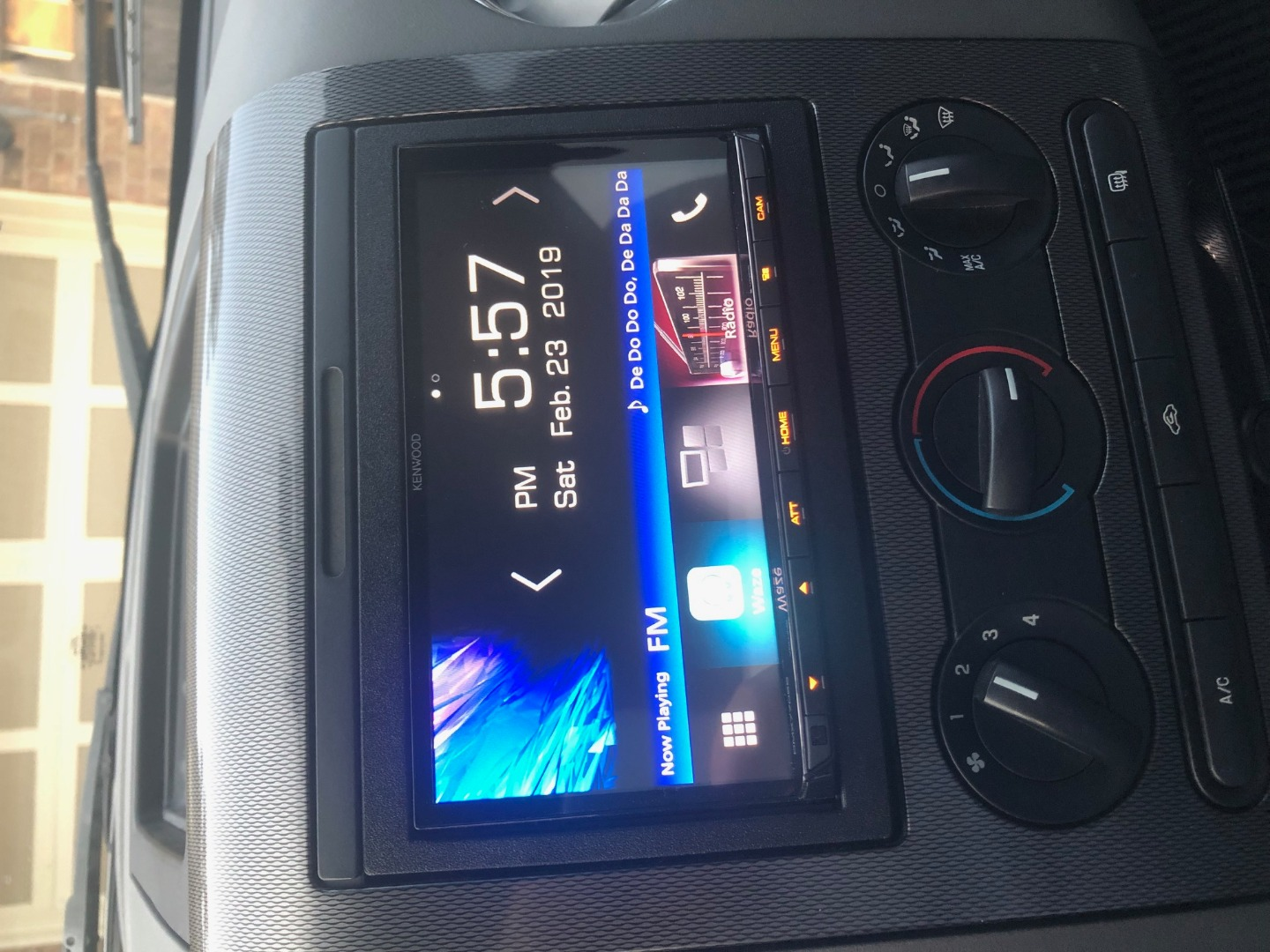 Kenwood DMX7705S Digital multimedia receiver (does not play CDs) at