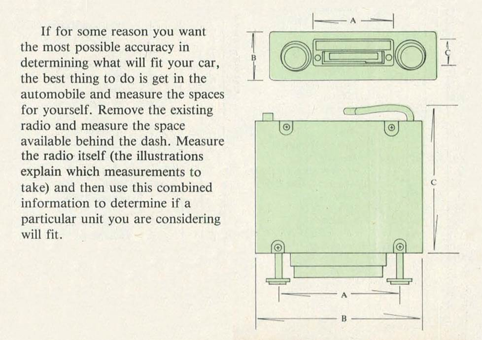 An early guide to measuring one's own stereo