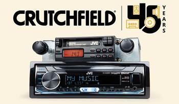 Crutchfield's car stereo greatest hits