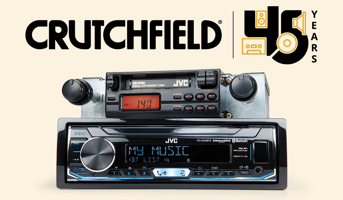 car stereo\u0027s greatest hits and game changing products over the yearscrutchfield\u0027s car stereo greatest hits