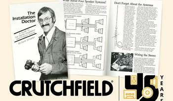 Who was the Crutchfield Installation Doctor?