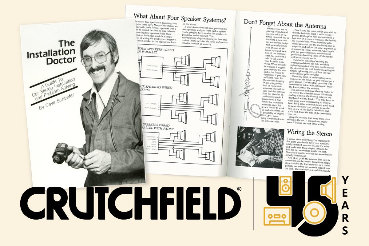 crutchfield home speaker wiring diagram on dual voice coil