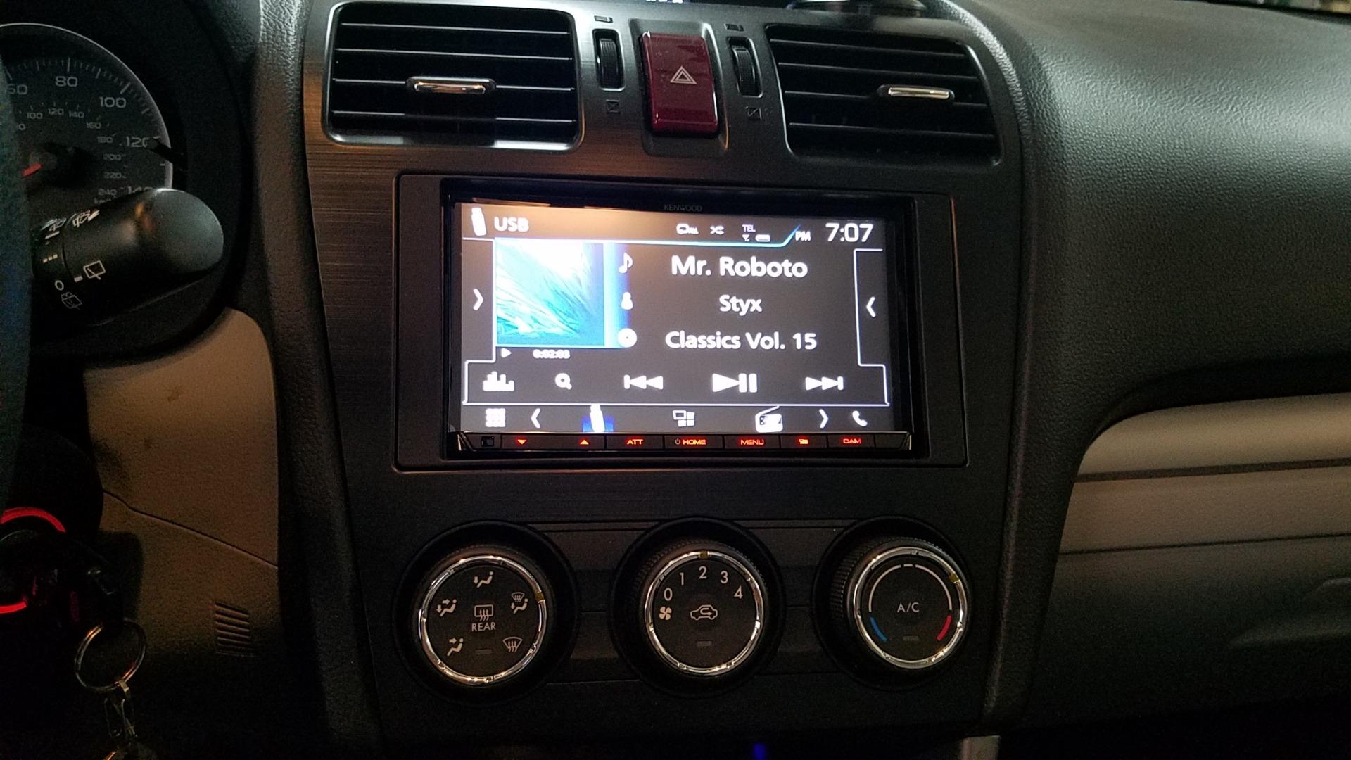Kenwood DMX7705S Digital multimedia receiver (does not play