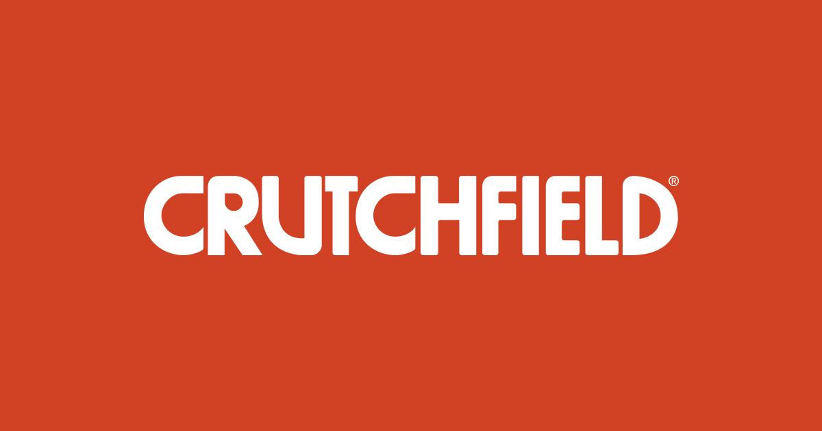 Crutchfield Outlet Store - Discount Car and Home Electronics