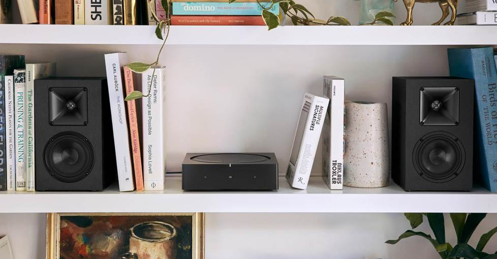 Sonos Amp - Amplified streaming music system for passive home speakers