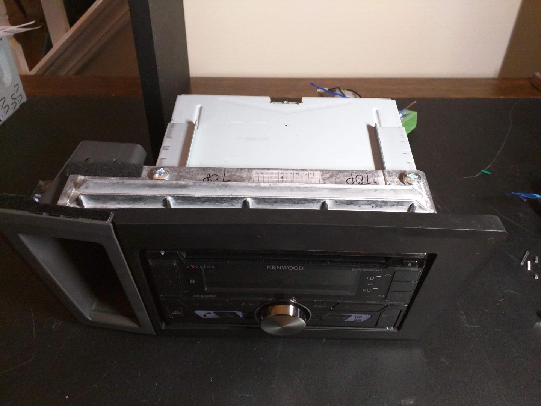 Kenwood Excelon DPX593BT CD receiver at Crutchfield