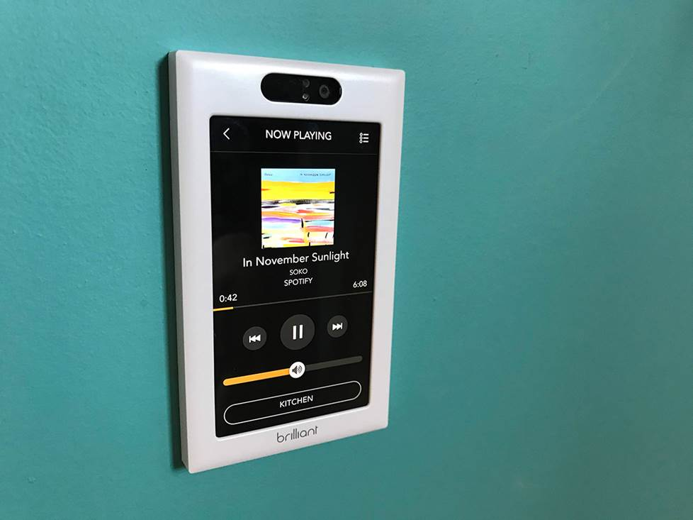 Brilliant Smart Home Control