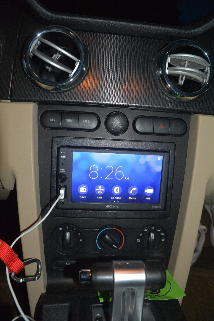 Sony XAV-AX1000 Digital multimedia receiver at Crutchfield