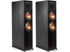 on a pair of Klipsch Reference Premiere speakers