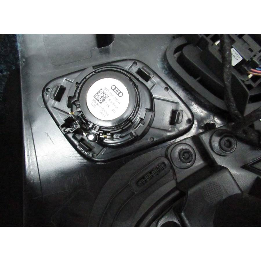 2015 Audi Allroad Rear door tweeter