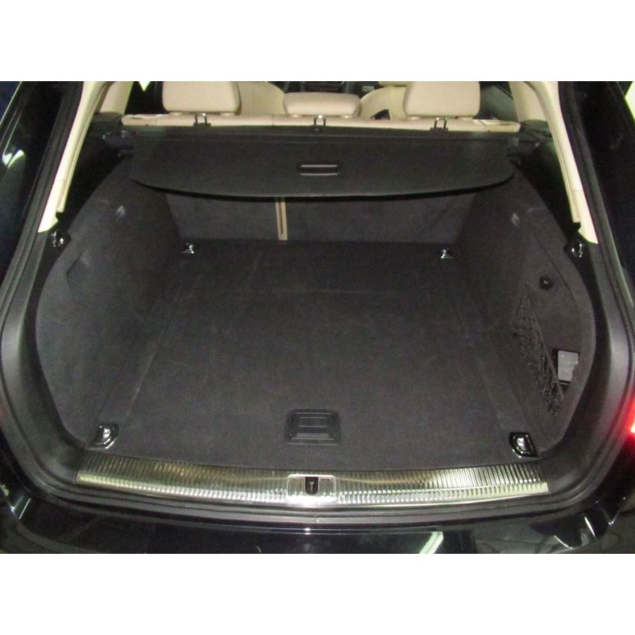2015 Audi Allroad Cargo space