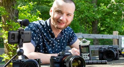 Indie filmmaker starter kits