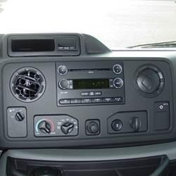 Ford E-450 Audio – Radio, Speaker, Subwoofer, Stereo