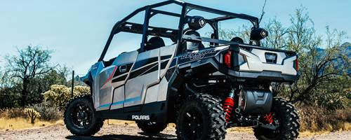 Custom stereo systems for your Polaris General