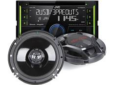 save 50% on up to two speaker sets with a qualifying car stereo