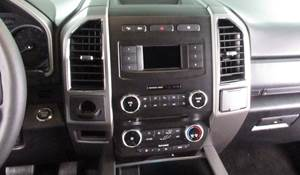 2018 Ford Expedition Max Factory Radio