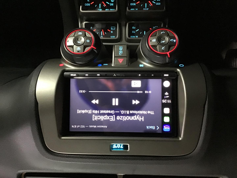 Sony XAV-AX5000 Digital multimedia receiver at Crutchfield