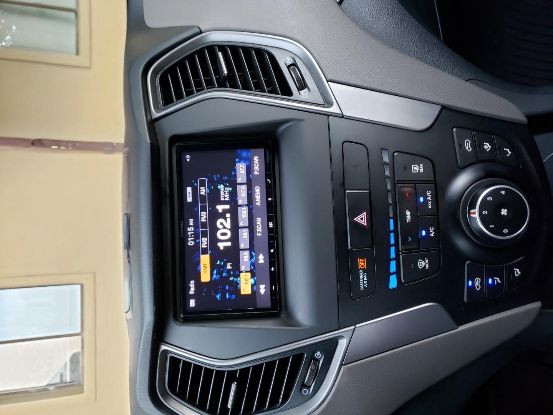 Alpine ILX-W650 Digital multimedia receiver (does not play