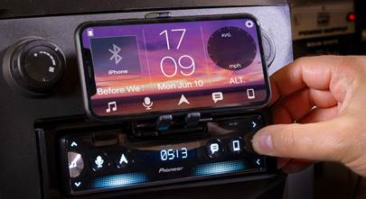 A hands-on review of the Pioneer SPH-10BT car stereo