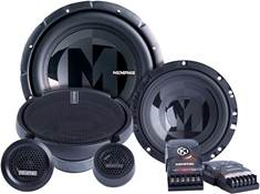 PRX Series speakers and subs