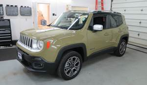 2019 Jeep Renegade Exterior