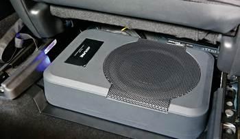 Instant Alpine upgrade to factory sound