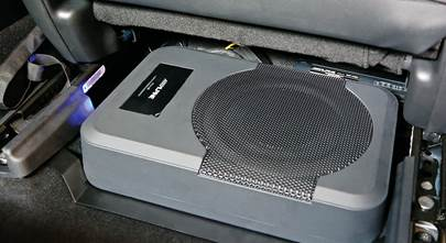 Instant Alpine upgrade to factory sound