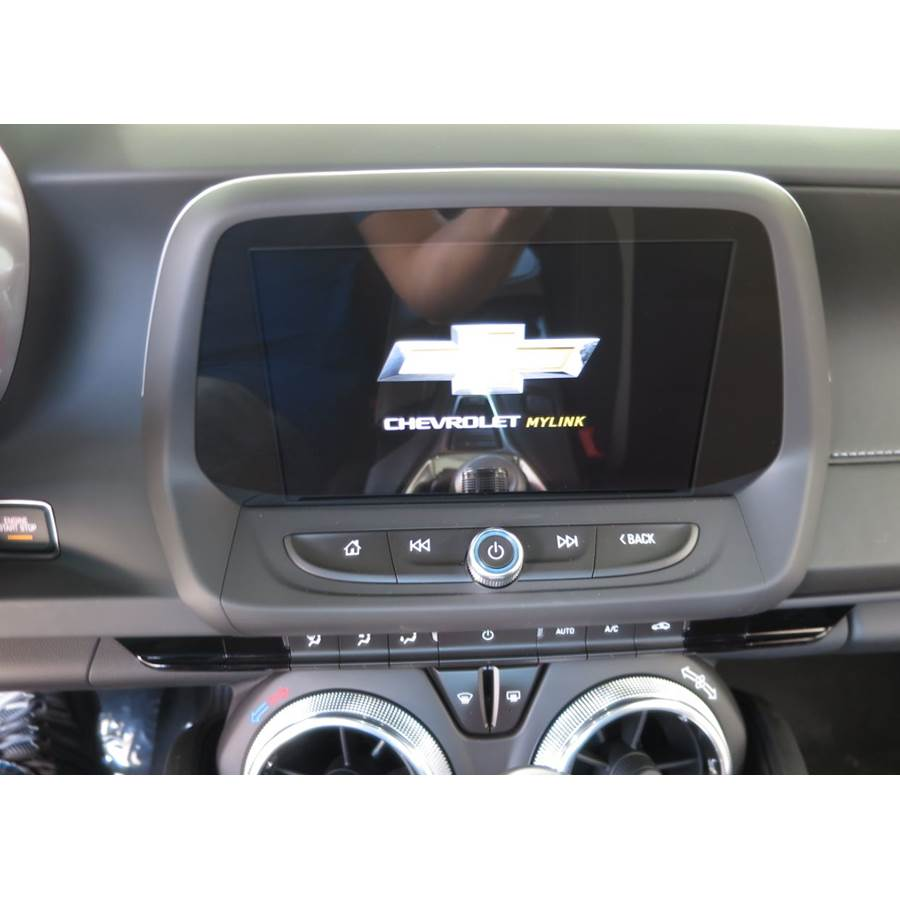 2019 Chevrolet Camaro Factory Radio