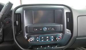 2018 Chevrolet Silverado 1500 Factory Radio