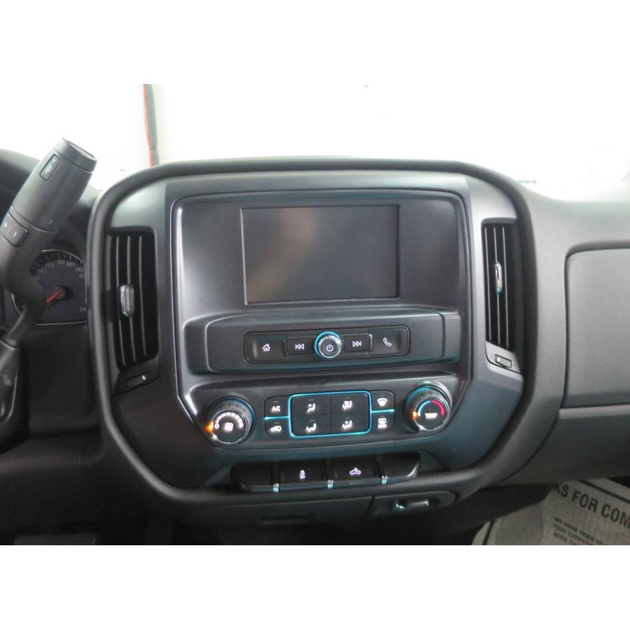 2020 GMC Sierra 2500/3500 Factory Radio