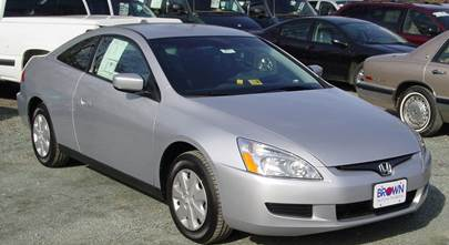 2003-2007 Honda Accord