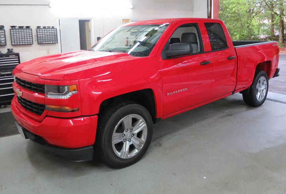 chevy silverado double cab