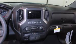 2019 Chevrolet Silverado 1500 Factory Radio