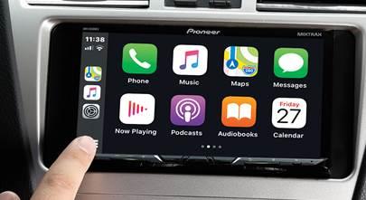 What is Apple CarPlay®?